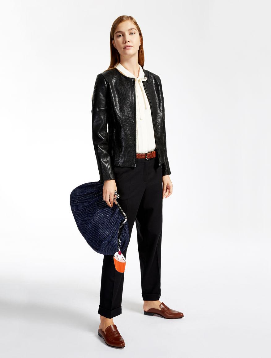 Leather jacket Weekend Maxmara
