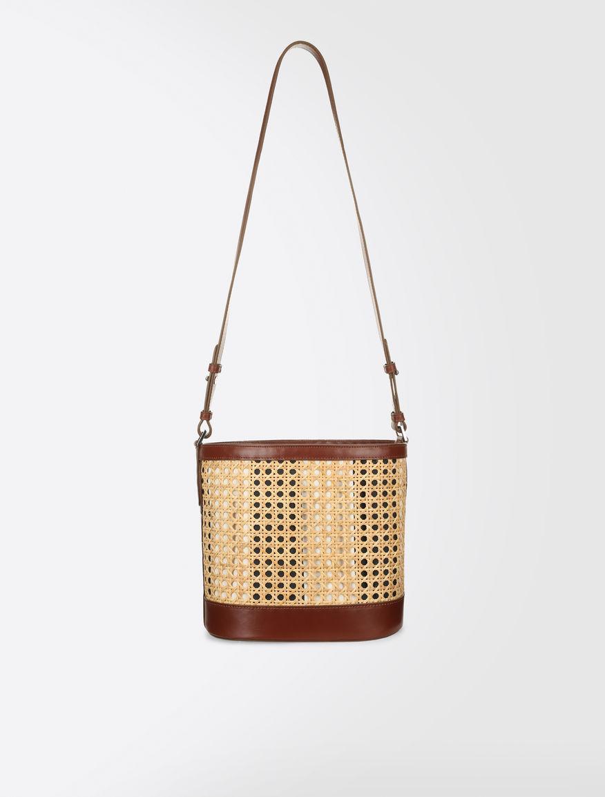 Straw bucket bag Weekend Maxmara