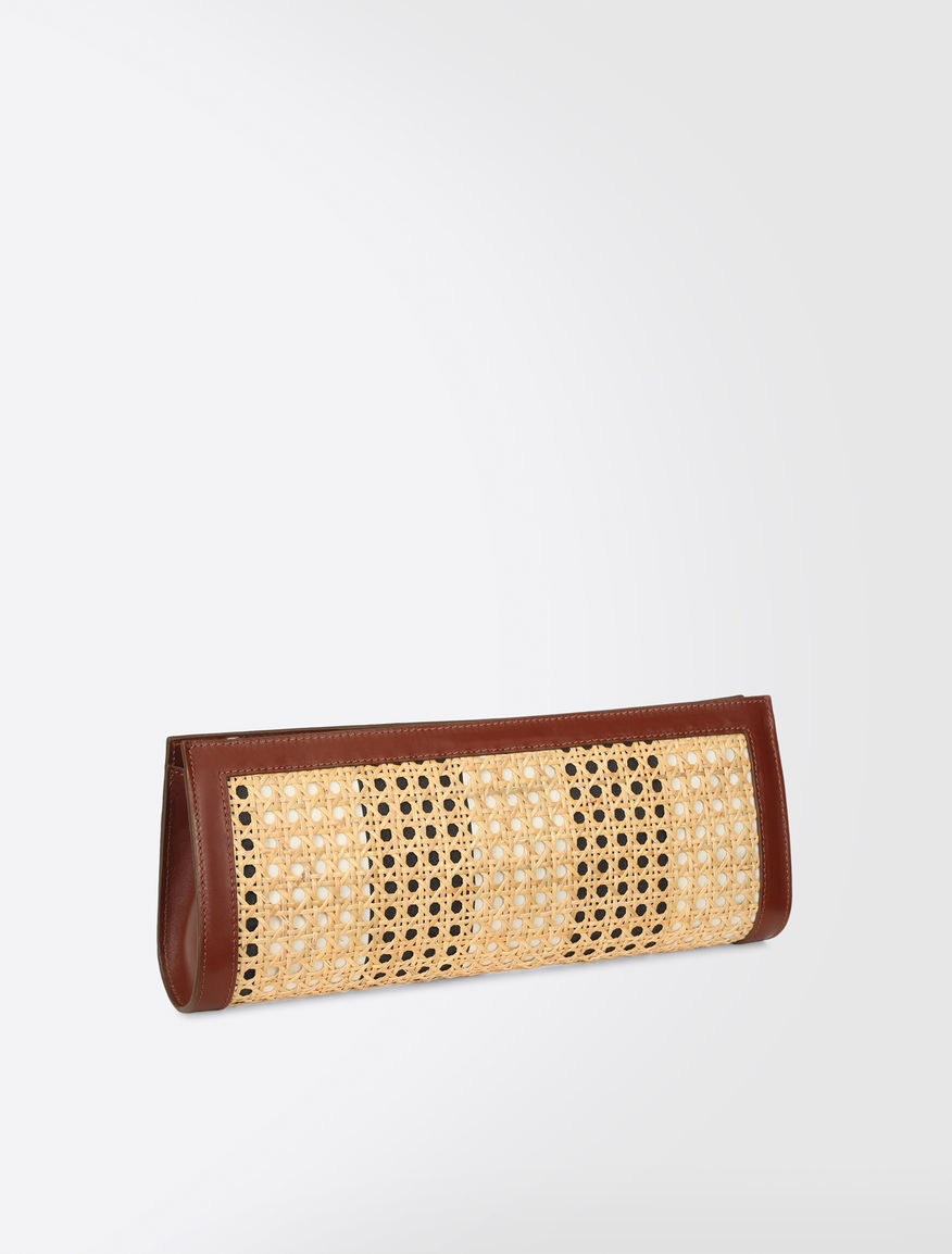 Straw clutch Weekend Maxmara