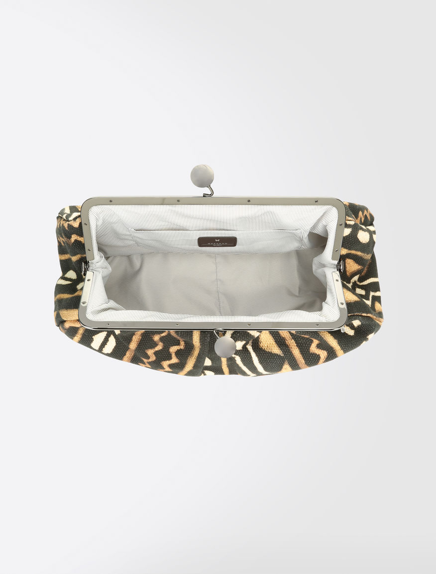 Linen Pasticcino Bag Weekend Maxmara