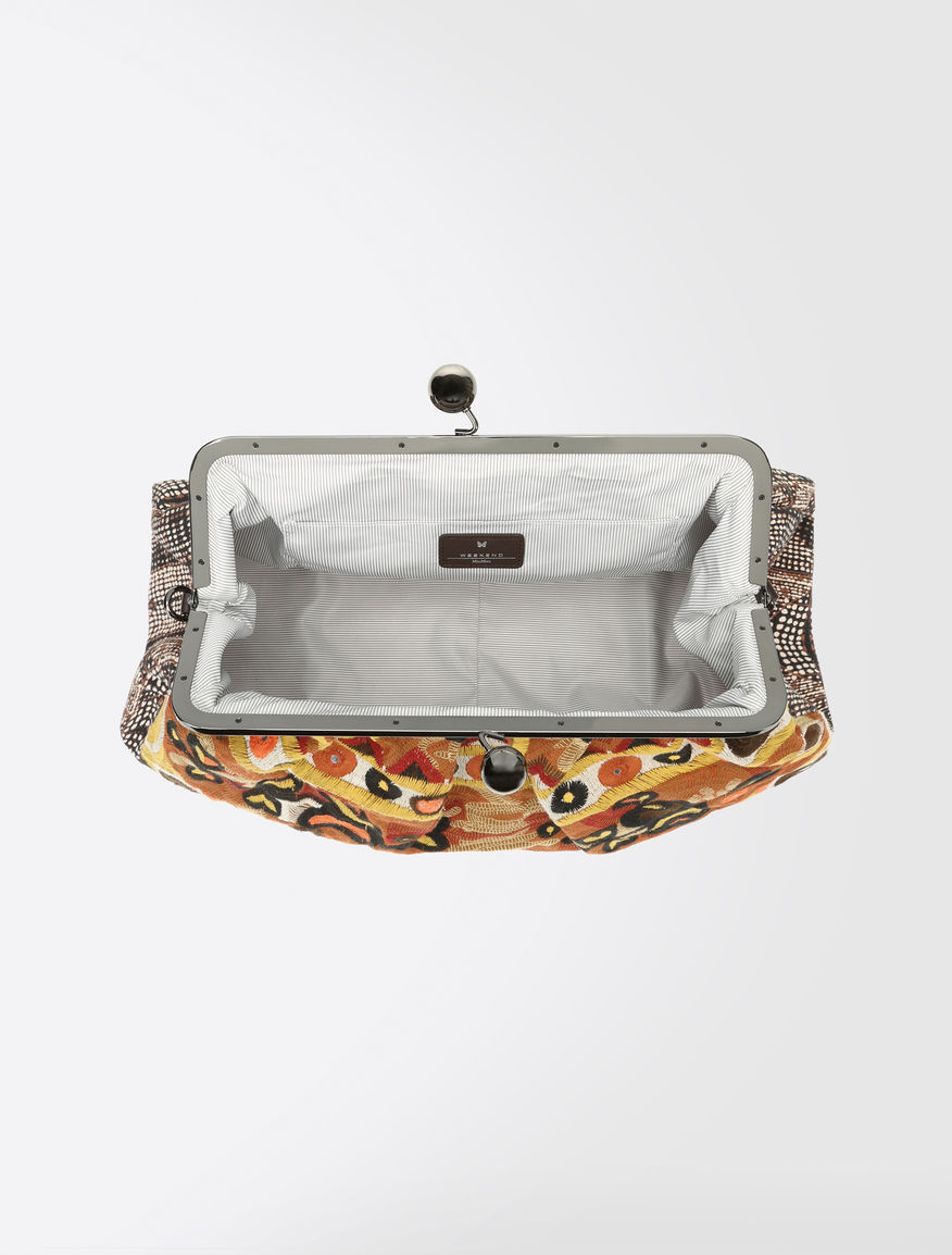 Canvas Pasticcino bag Weekend Maxmara