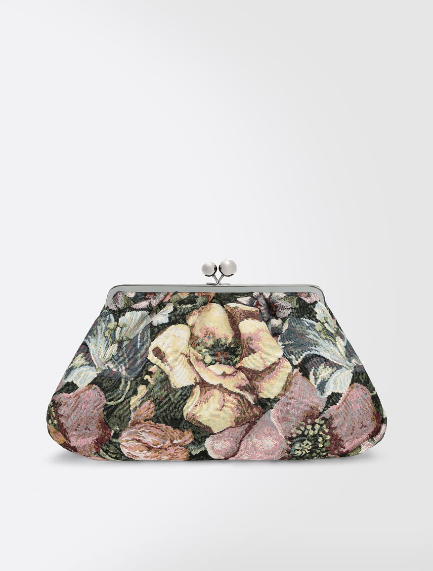 Floral Pasticcino Bag Weekend Maxmara