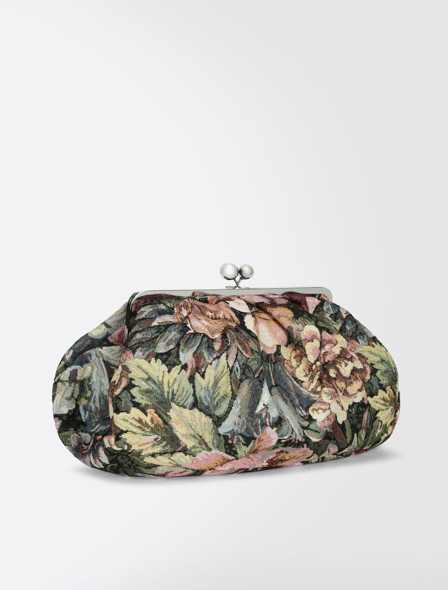 Floral Pasticcino Bag Weekend Maxmara