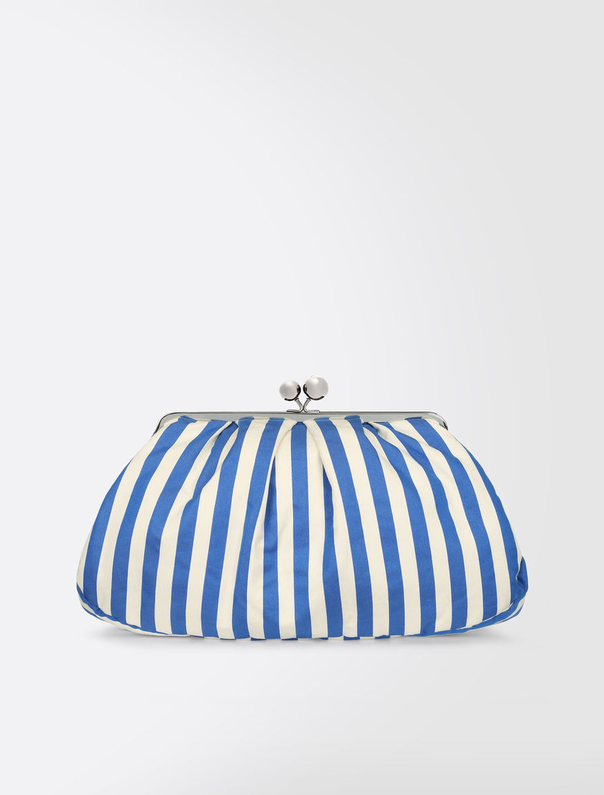 Striped Pasticcino Bag Weekend Maxmara