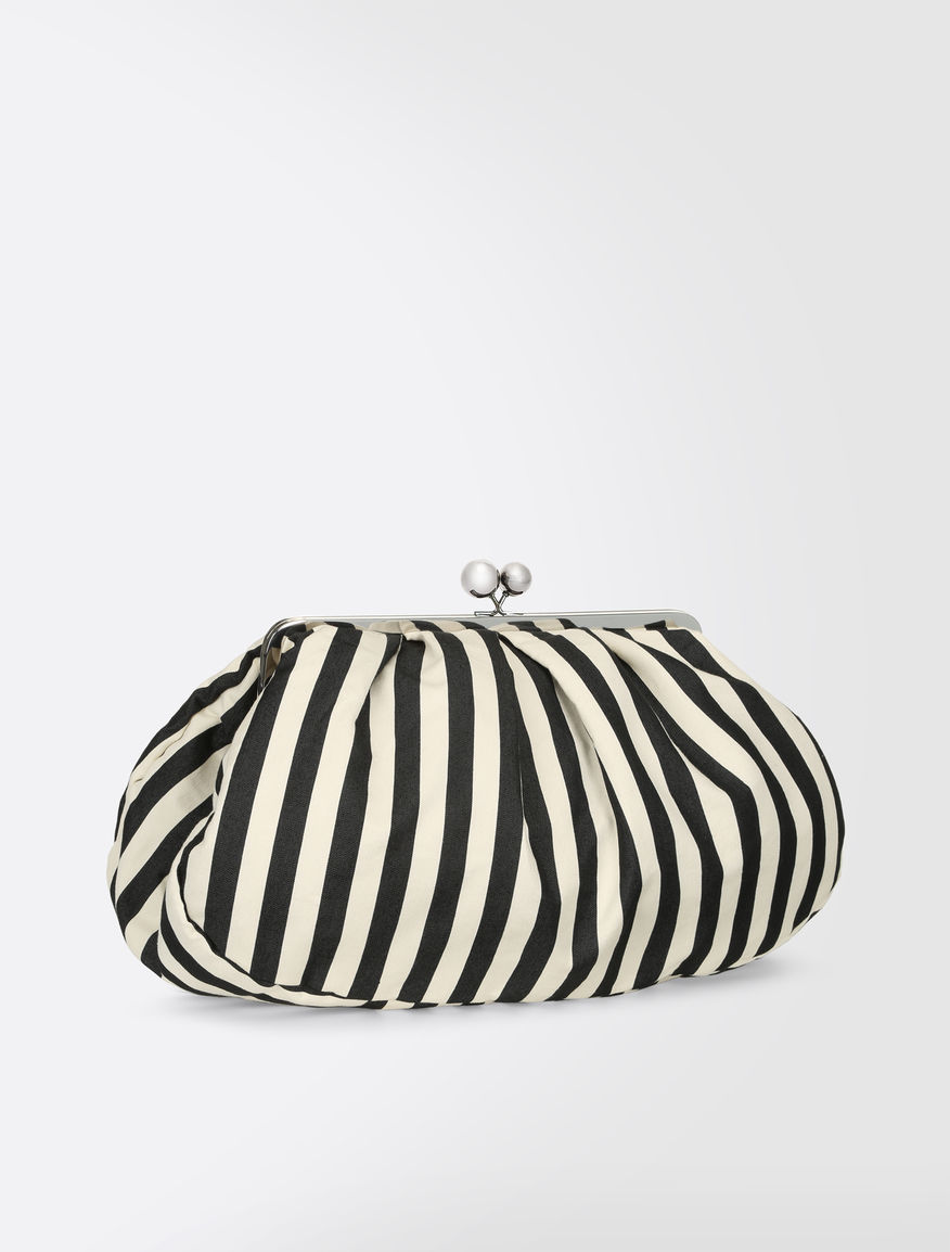 Striped Pasticcino Bag Weekend Maxmara