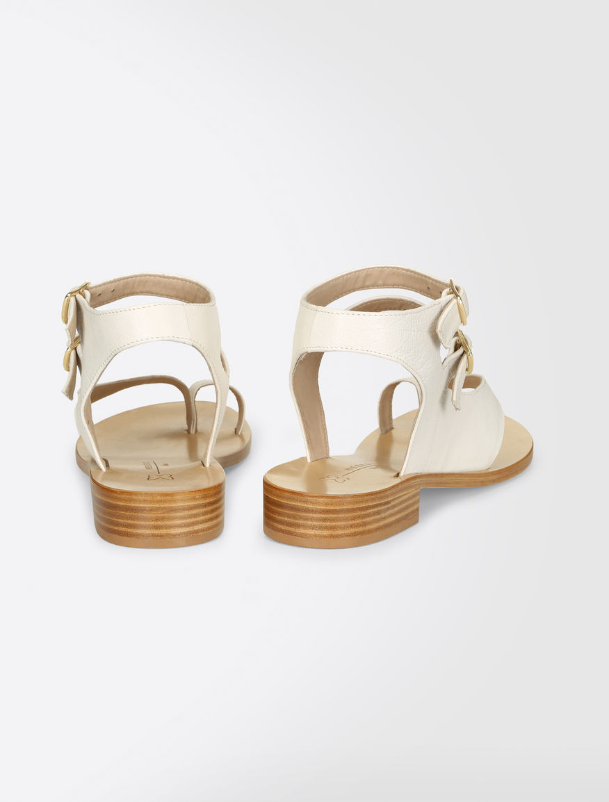 Leather sandals Weekend Maxmara