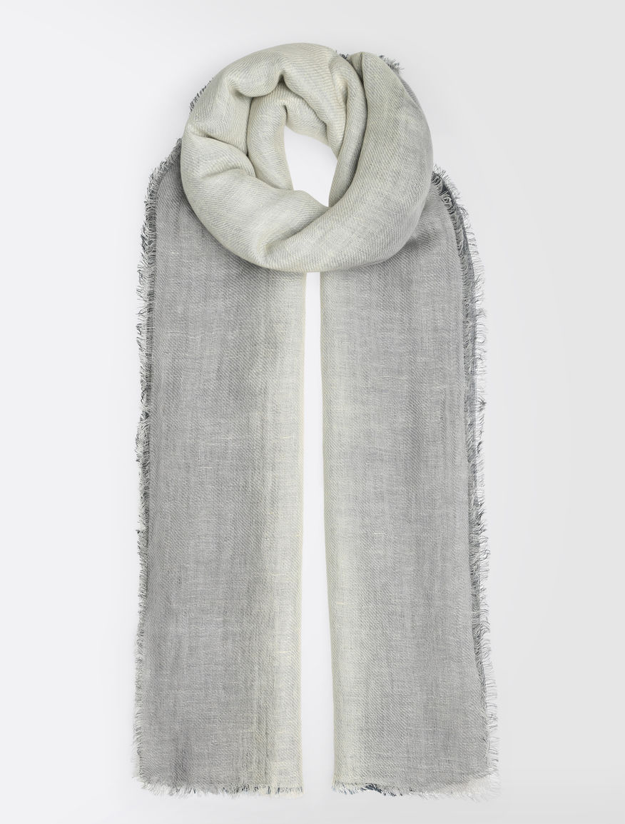 Linen and cotton scarf Weekend Maxmara