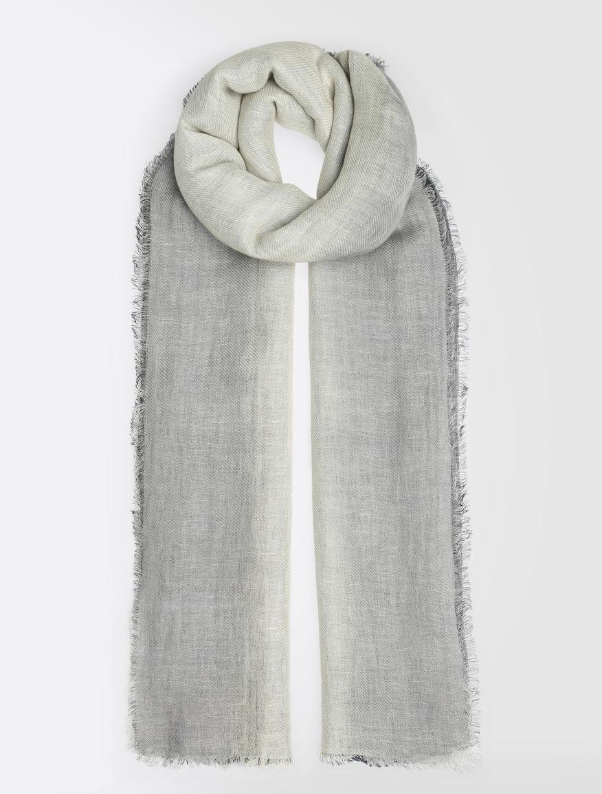 Linen and cotton scarf Weekend Maxmara