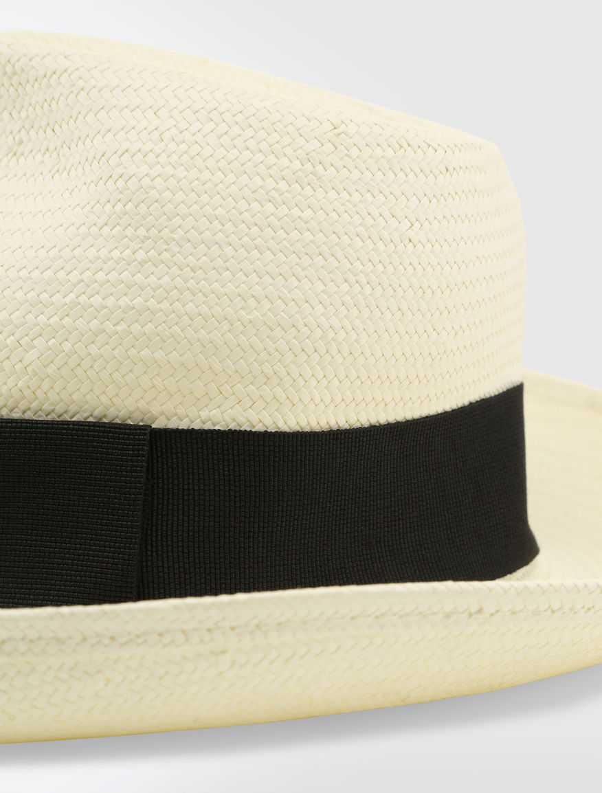 Raffia hat Weekend Maxmara