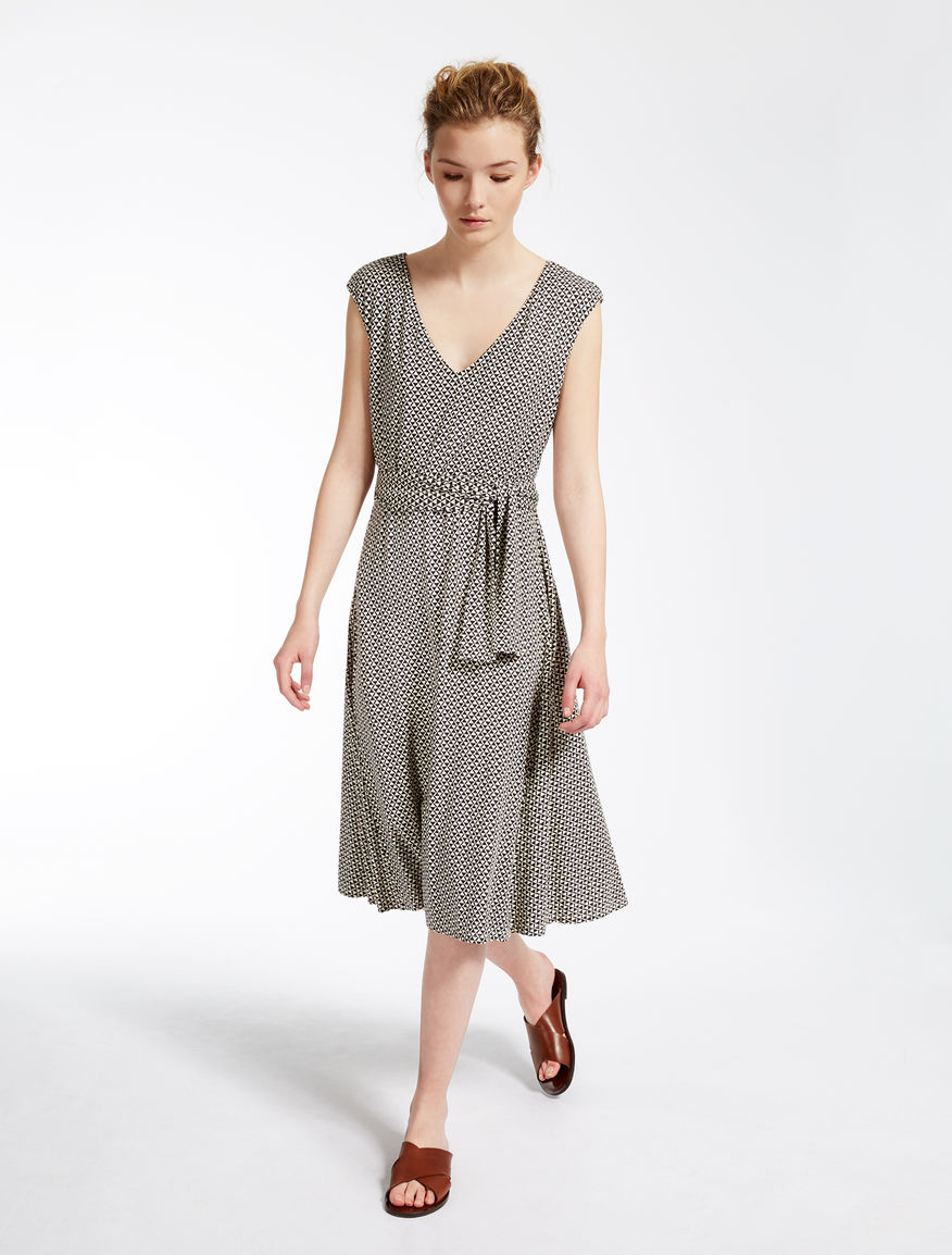 Stretch jersey dress Weekend Maxmara