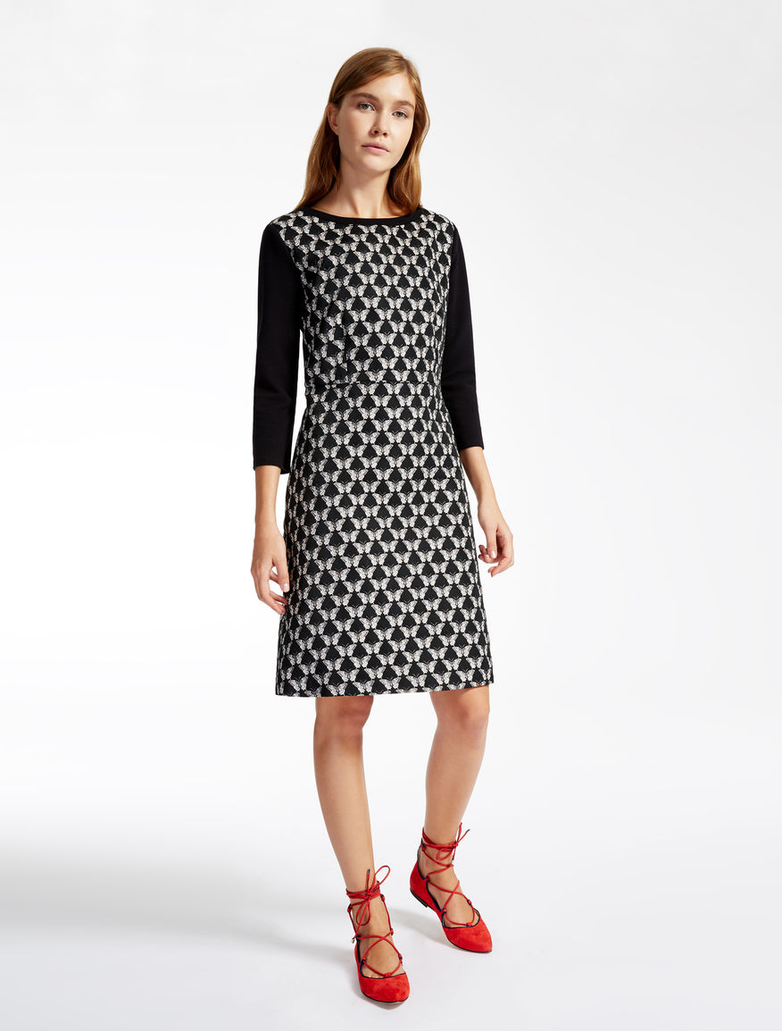 Jacquard dress Weekend Maxmara