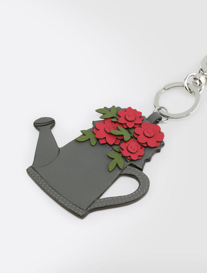 Leather keychain Weekend Maxmara
