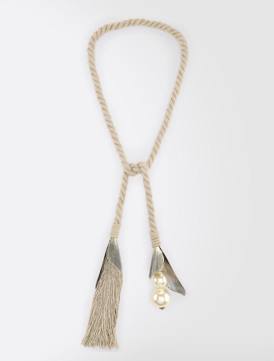 Tassel necklace Weekend Maxmara