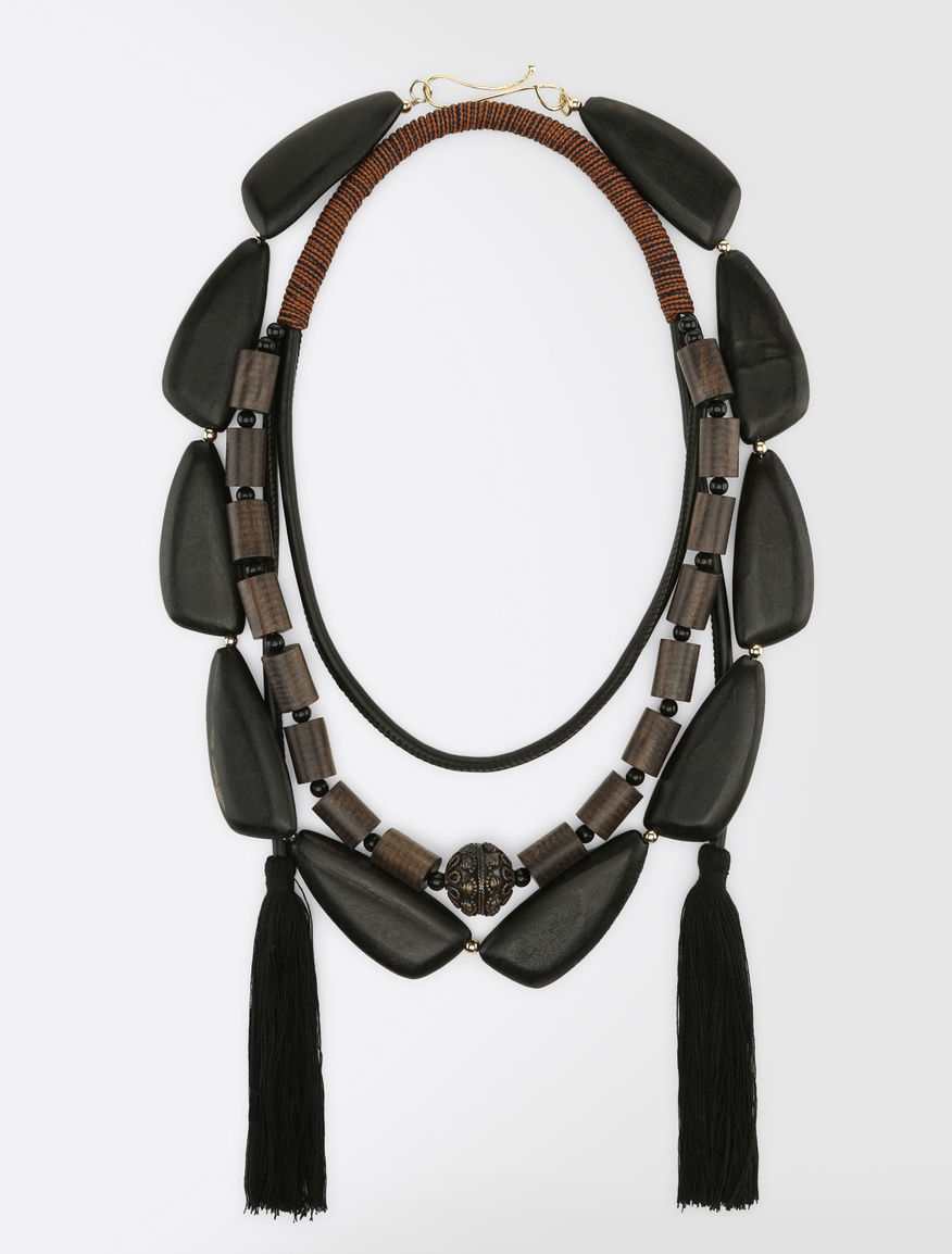 Exotic necklace set Weekend Maxmara