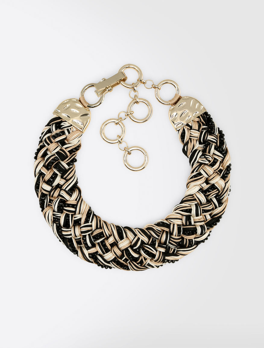 Plaited cord choker Weekend Maxmara