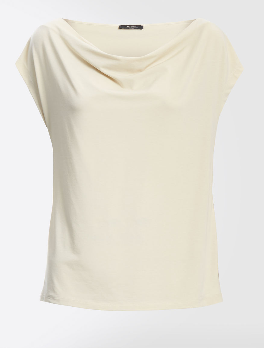 Stretch jersey T-shirt Weekend Maxmara