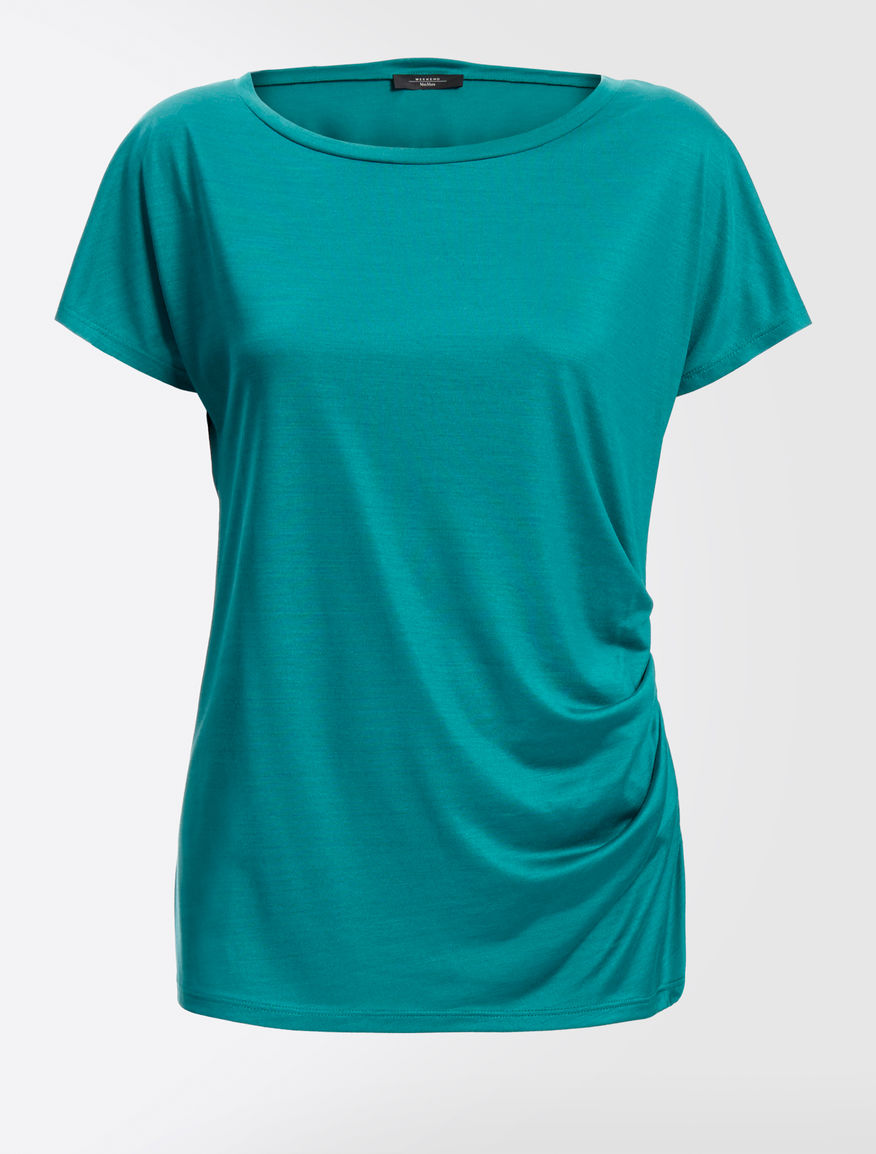Silk jersey T-shirt Weekend Maxmara