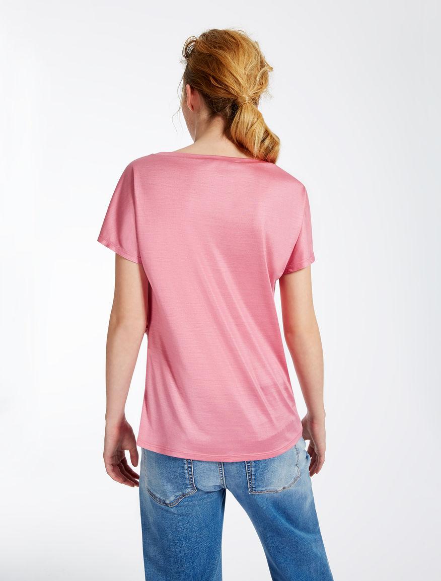 Silk jersey T-shirt Weekend Maxmara