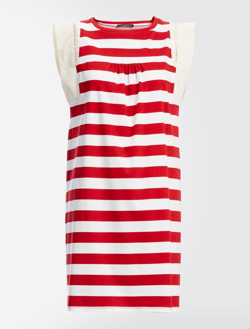 Cotton jersey dress Weekend Maxmara