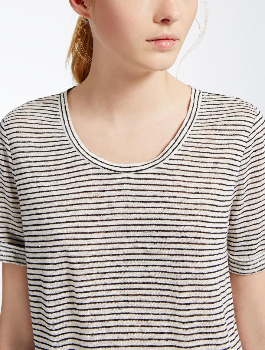 Linen jersey T-shirt Weekend Maxmara