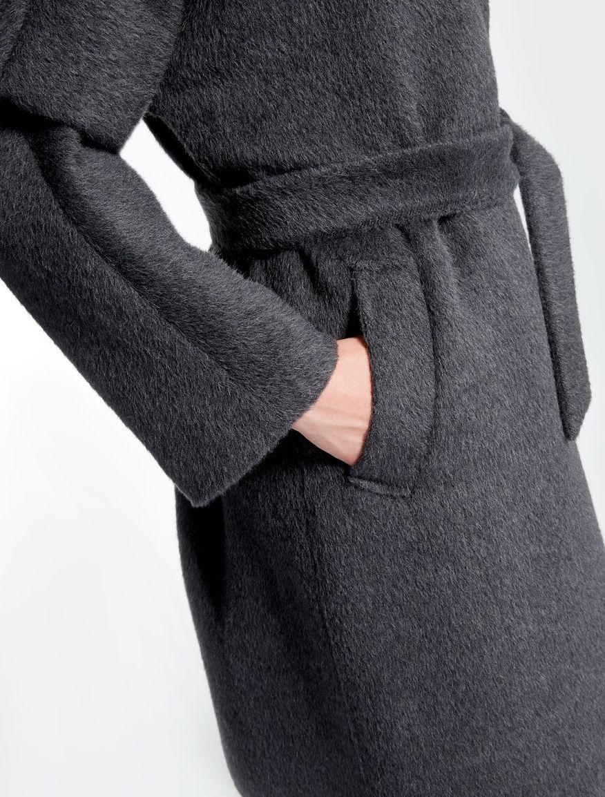 Wool and alpaca coat Weekend Maxmara
