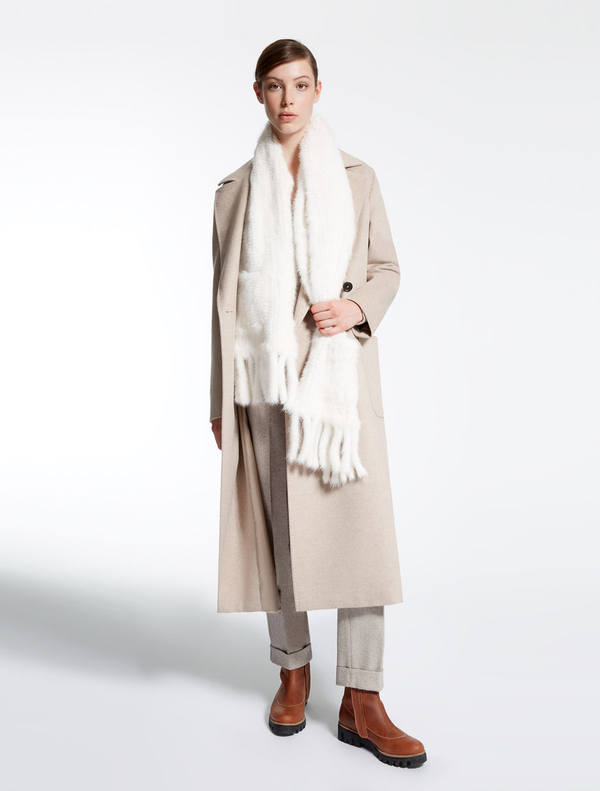 Pure cashmere coat Weekend Maxmara