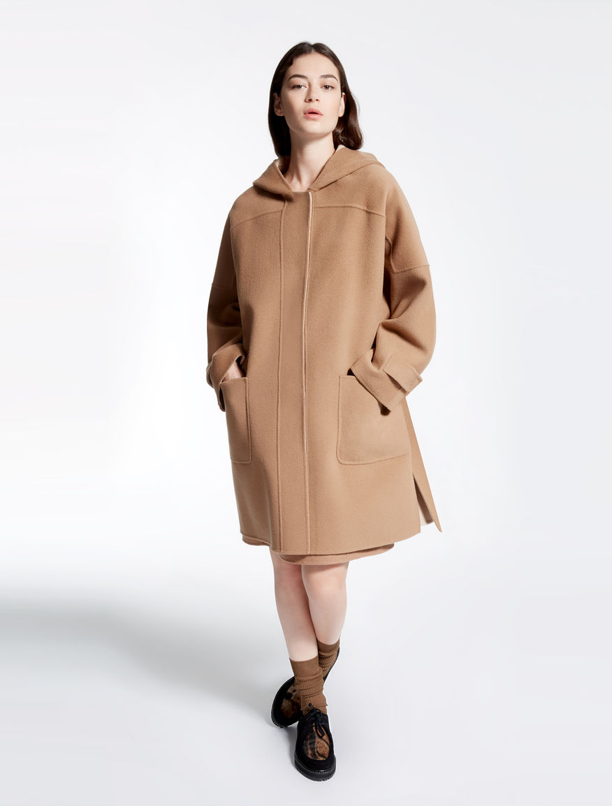 Cappotto in pura lana Weekend Maxmara