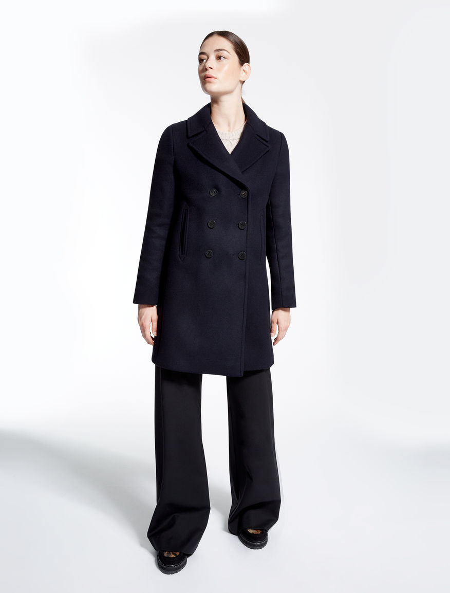 Pure wool pea coat Weekend Maxmara