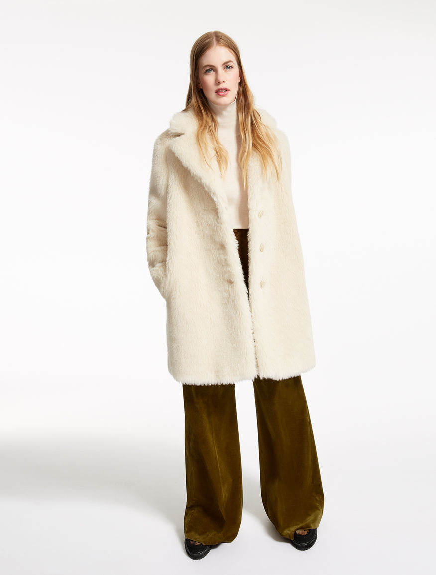 Wool and alpaca coat Weekend Maxmara