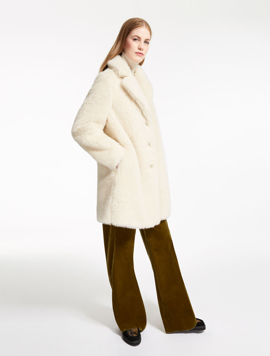 Cappotto in lana e alpaca Weekend Maxmara