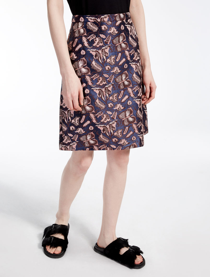 Jacquard skirt Weekend Maxmara