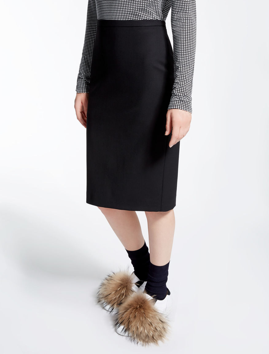 Wool gabardine skirt Weekend Maxmara