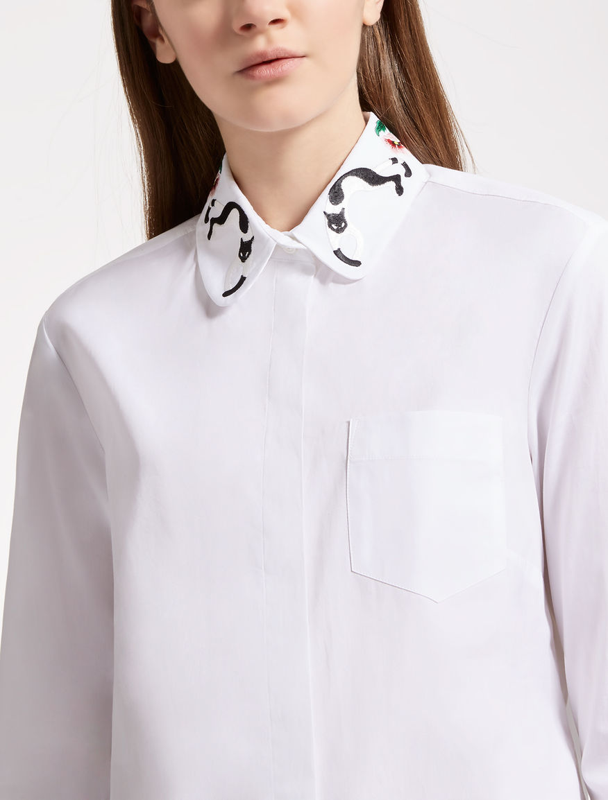 Chatmise -Cotton shirt Weekend Maxmara