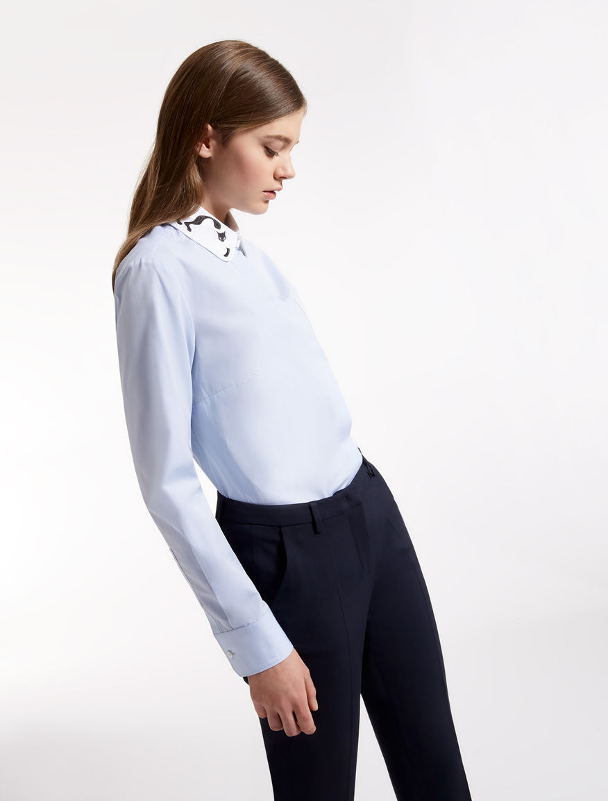 Chatmise - Cotton shirt Weekend Maxmara
