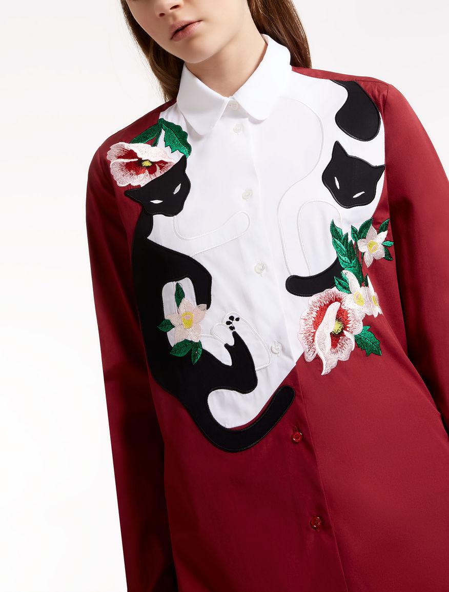 Chatmise - Cotton shirt Weekend Maxmara