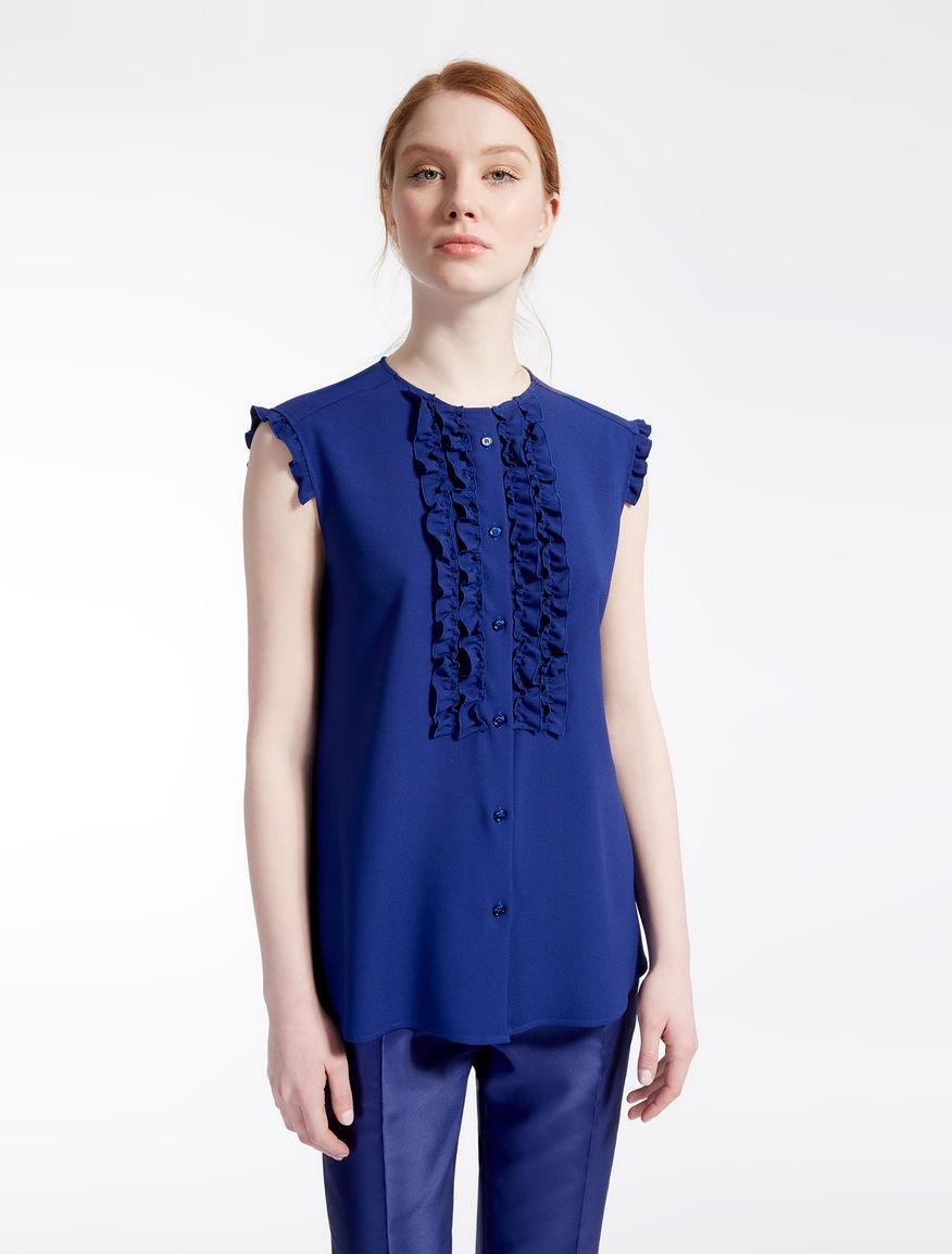 Sablé fabric top Weekend Maxmara