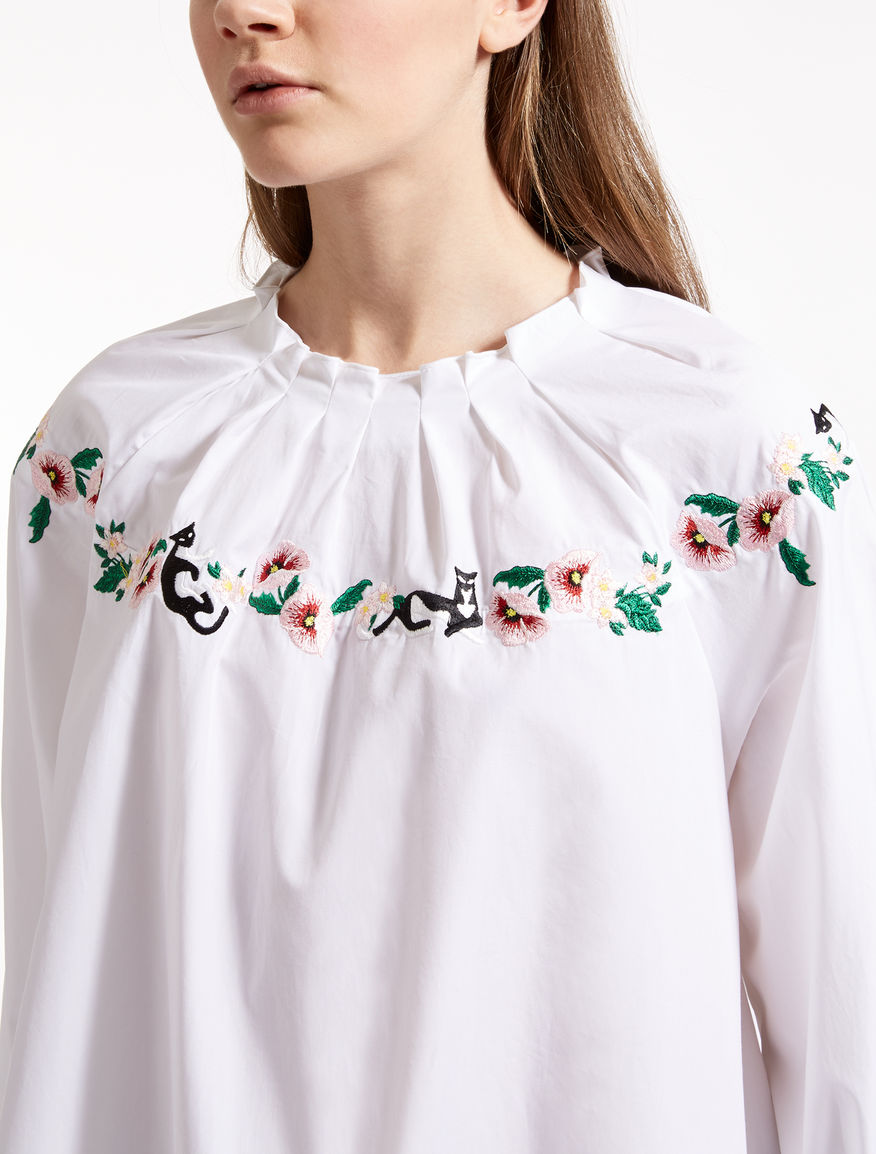 Chatmise - Cotton blouse Weekend Maxmara