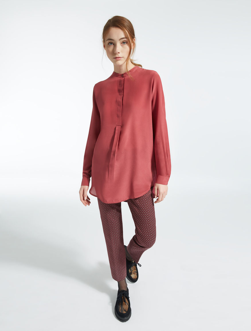 Crêpe de chine shirt Weekend Maxmara