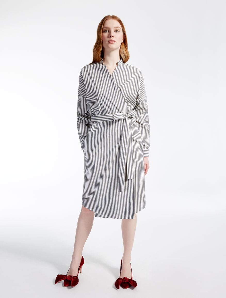Cotton blend dress Weekend Maxmara