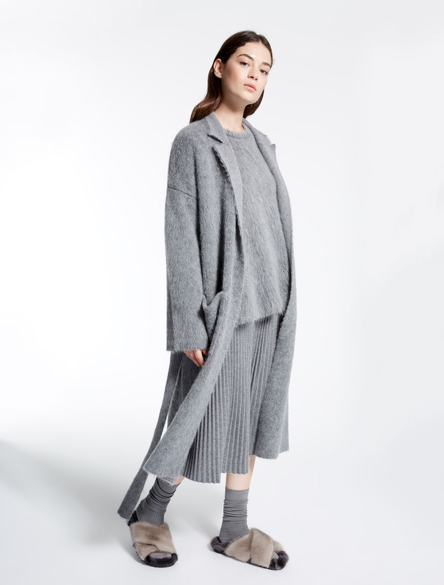 Wool and mohair cardigan Weekend Maxmara