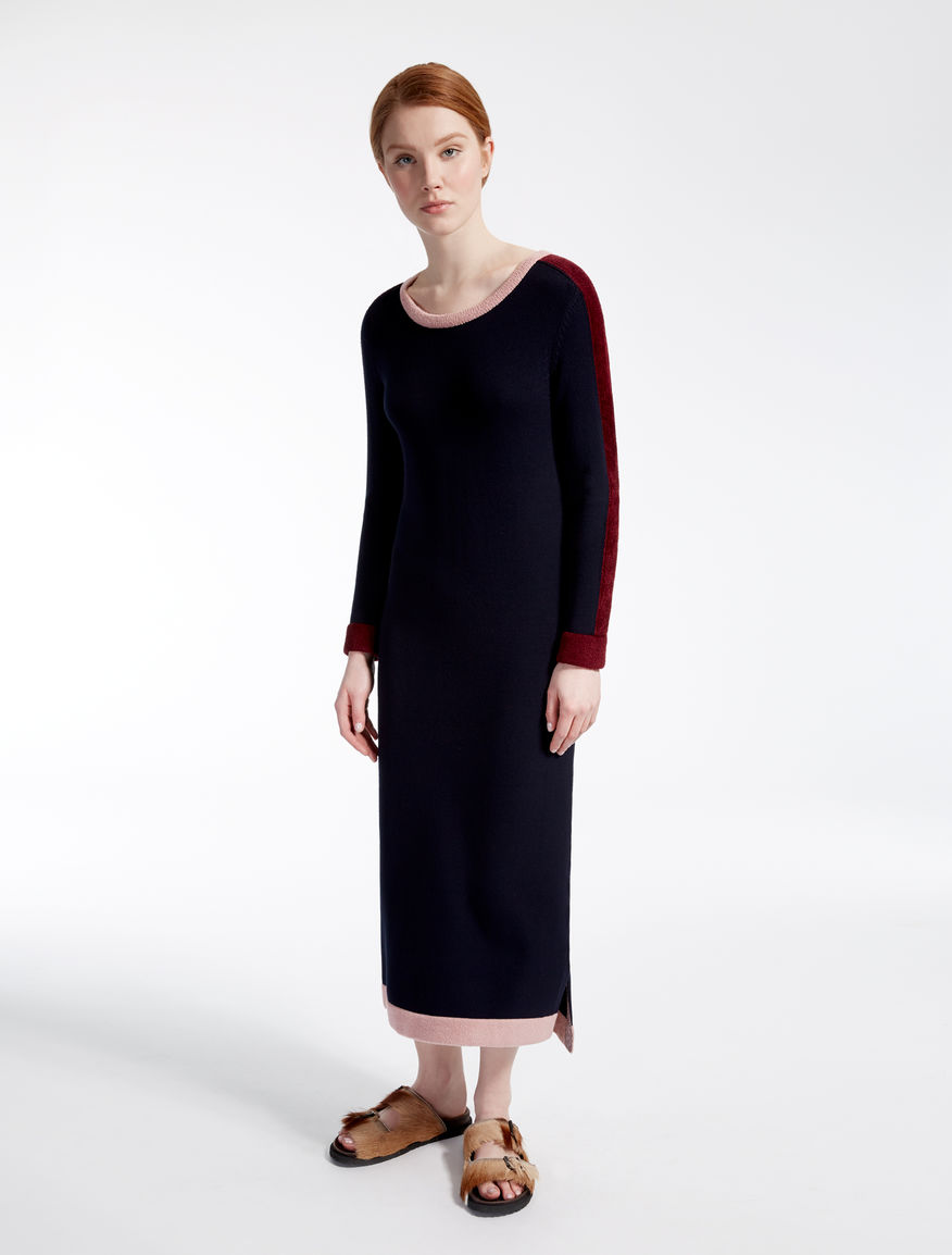 Viscose knit dress Weekend Maxmara