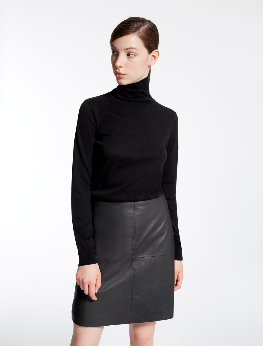 Silk and wool turtleneck Weekend Maxmara
