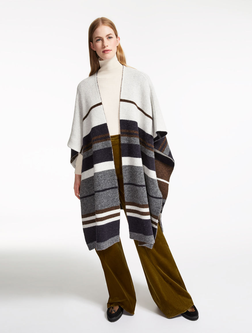 Poncho reversibile Weekend Maxmara