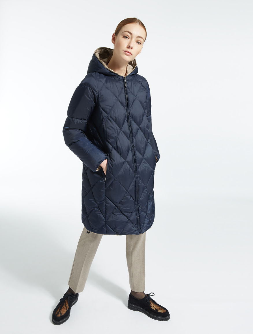 Reversible down jacket Weekend Maxmara