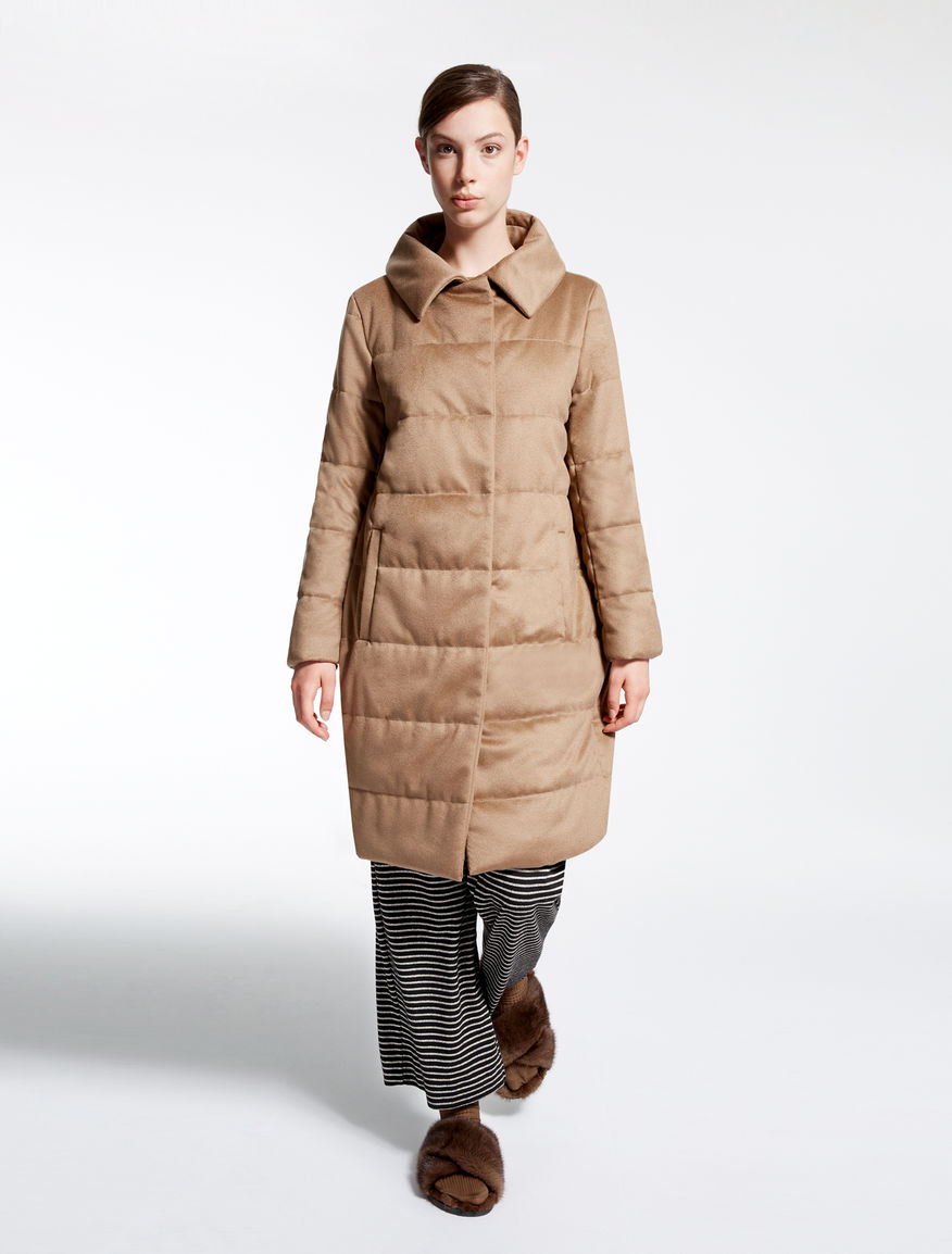 Pure cashmere down jacket Weekend Maxmara