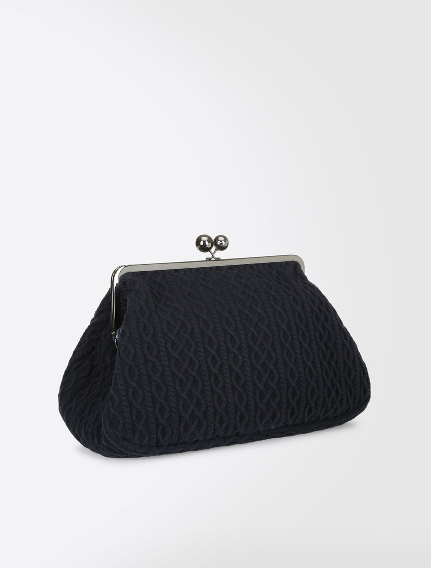 Knit Maxi Pasticcino bag Weekend Maxmara