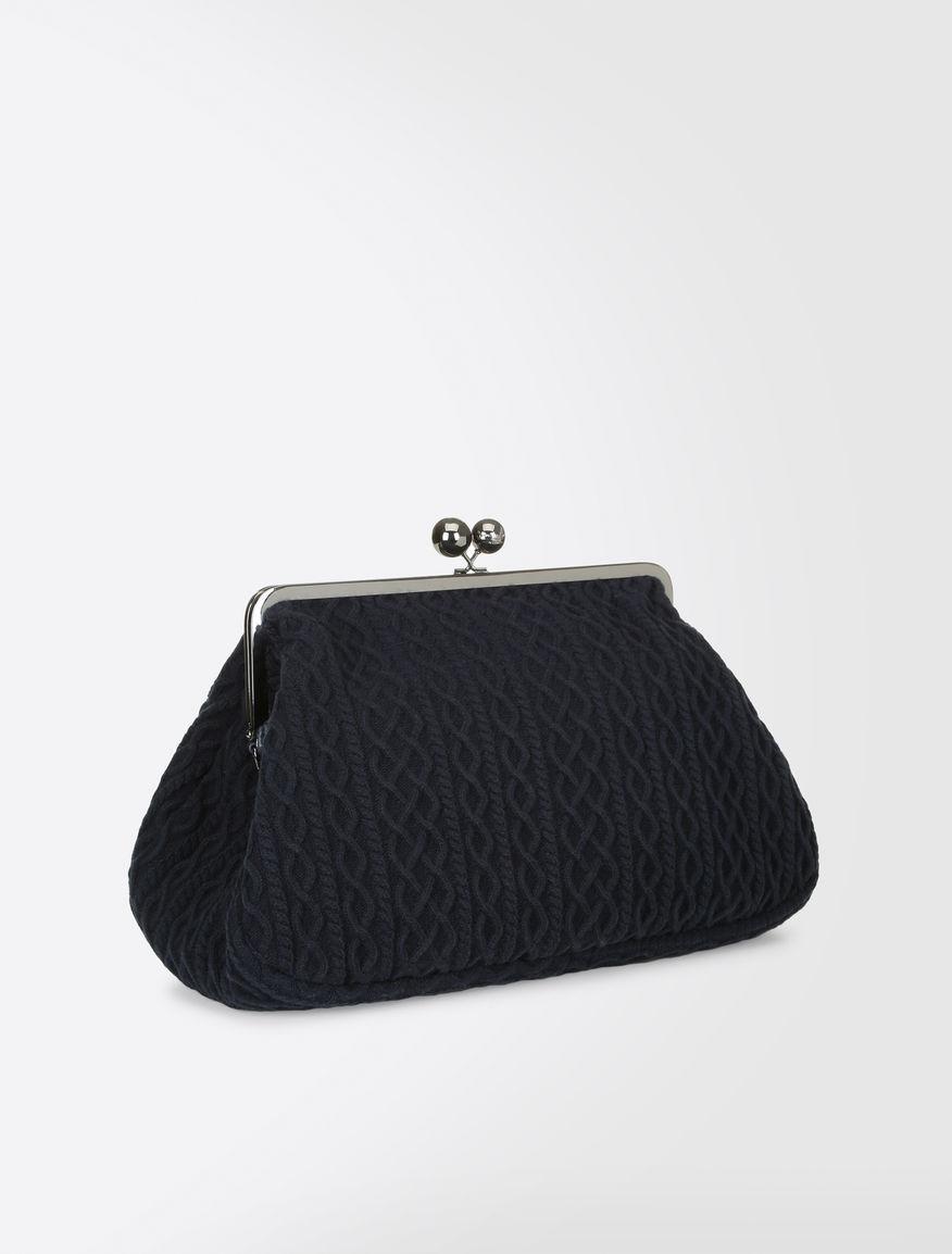 Pasticcino Bag Maxi in maglia Weekend Maxmara