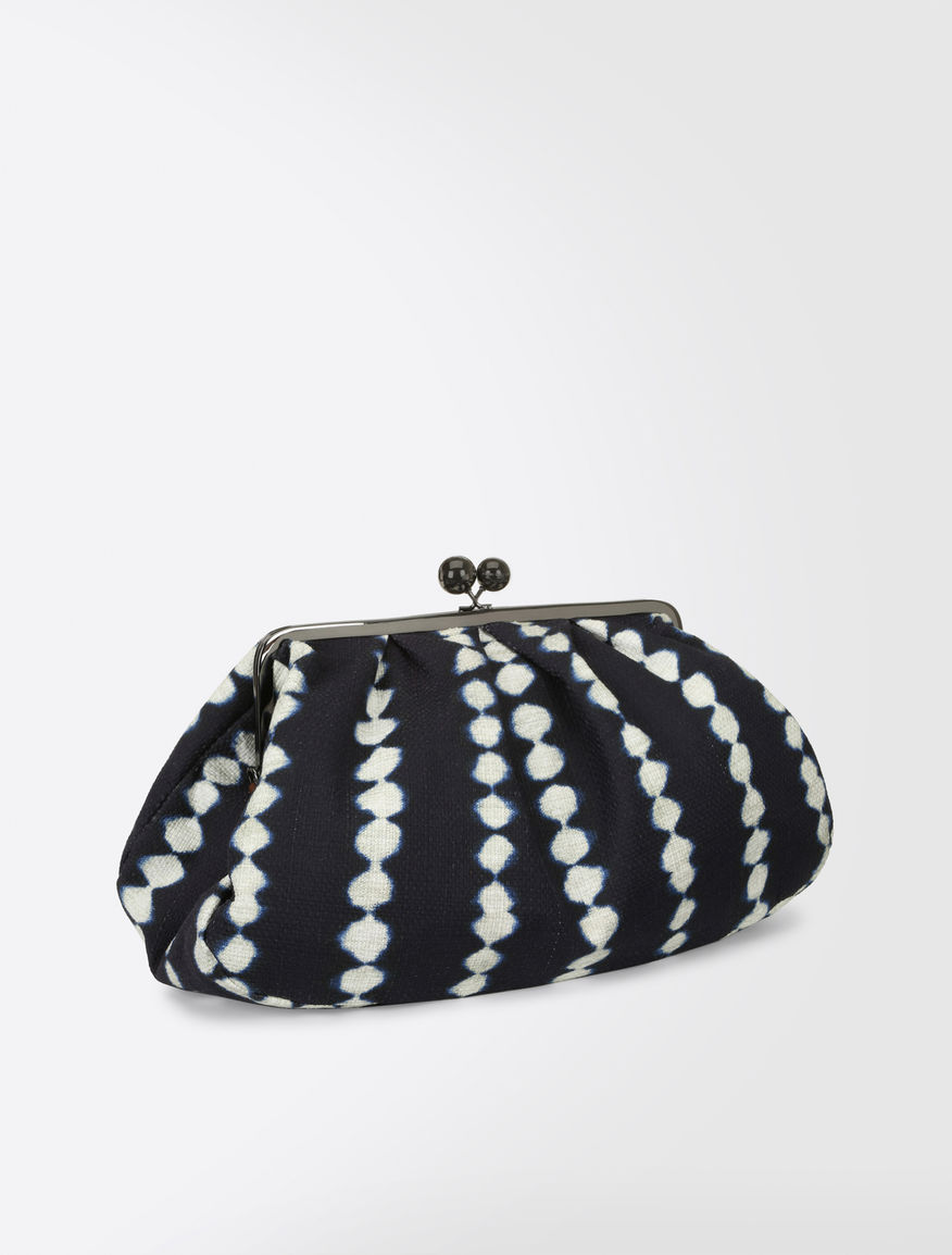 Maxi Pasticcino bag in shibori fabric Weekend Maxmara
