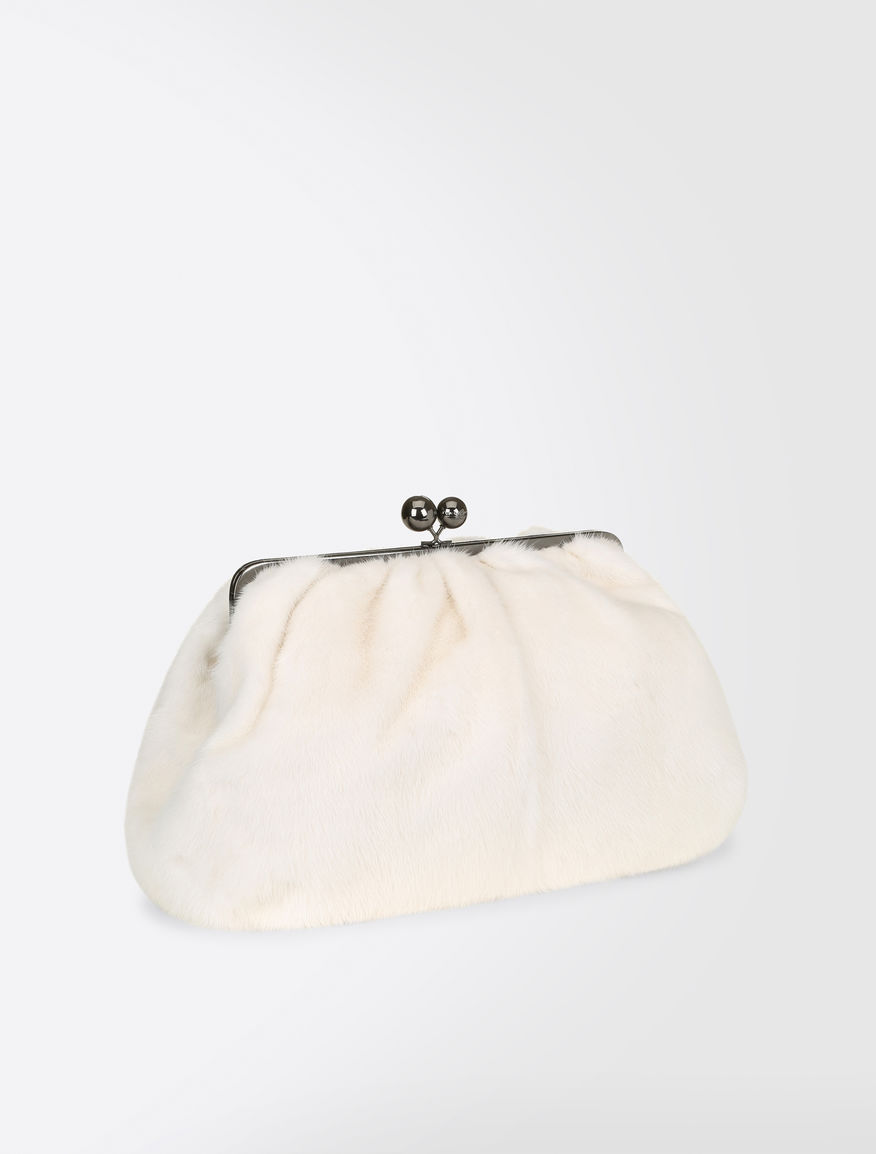 Maxi Pasticcino bag in mink Weekend Maxmara