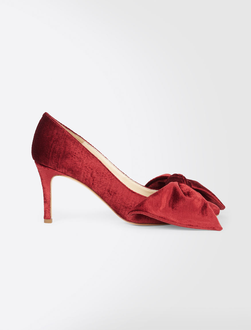 Velvet pumps Weekend Maxmara